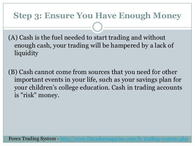 Set n forget trading system