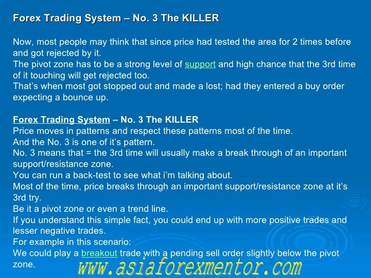 Blue tester forex