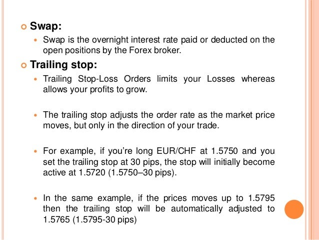 Forex trading acronyms