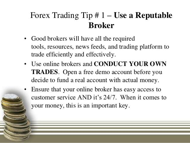 Forex trade tips finpari binary options numero de telefono