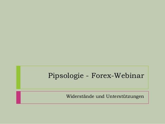 Forex street webinars
