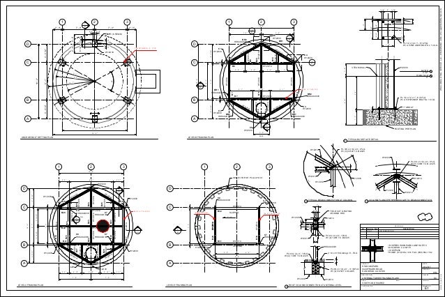 revit steel shop drawings
