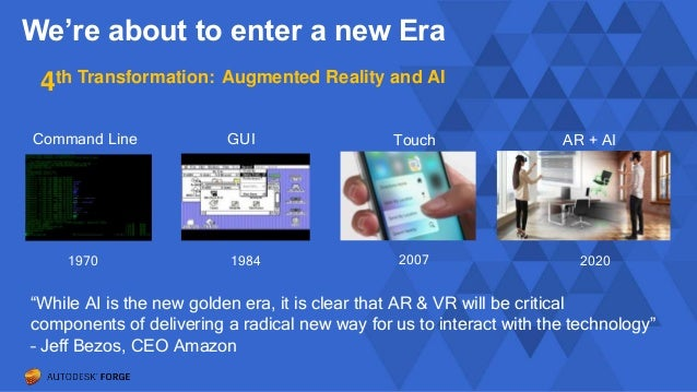 Introducing the Forge AR VR Toolkit Slide 3