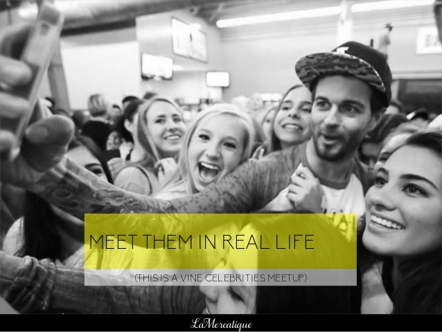 98 LaMercatique MEET THEM IN REAL LIFE (THIS IS A VINE CELEBRITIES MEETUP)