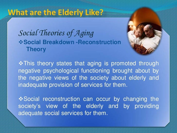Social isolation a critical issue facing our elderly