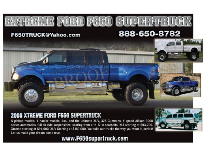 Forget the hummer - New Super Truck