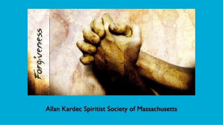 Allan Kardec Spiritist Society of Massachusetts