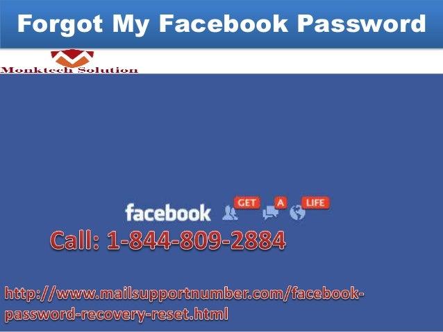 my facebook password