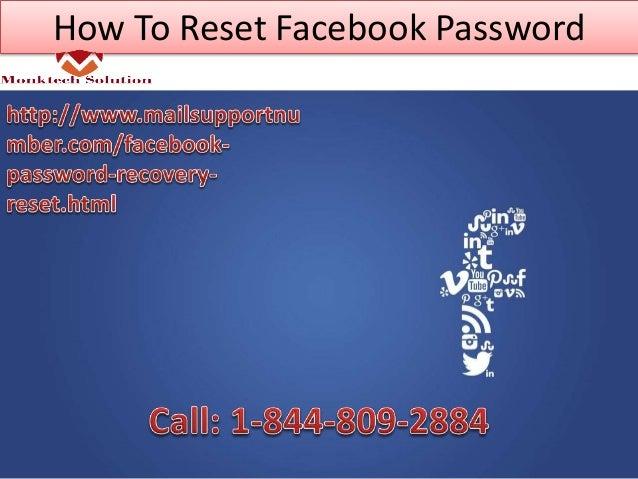 If I Forgot My Password In Facebook