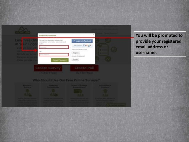 how to find my login password