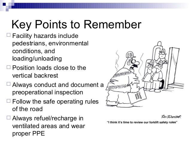 Forklift Operator Safety by HI