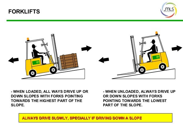 Fork Lifts Drive