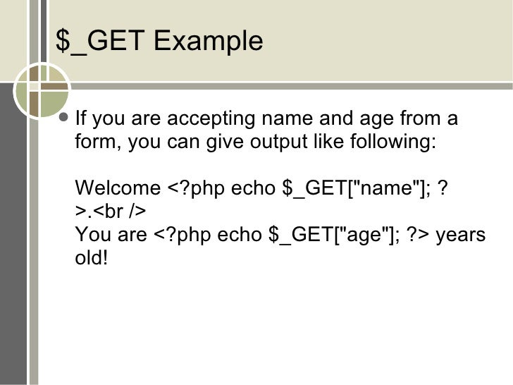 php form processing example
