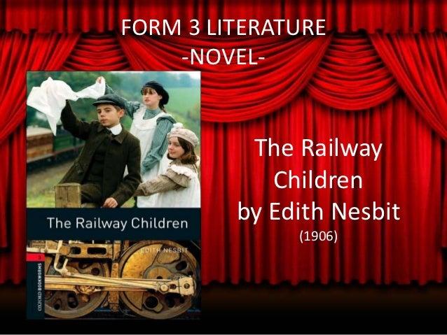 The Railway Children Book Cover : The railway children