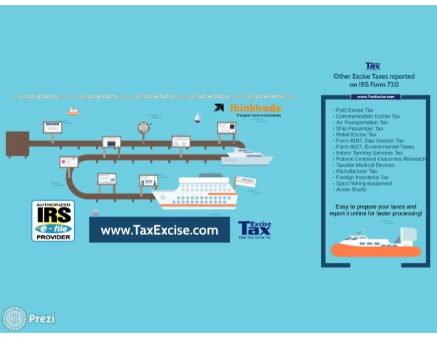 Form 720 quarterly federal excise tax returns online