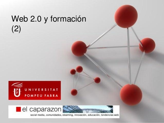 Page 1 Web 2.0 y formación (2)