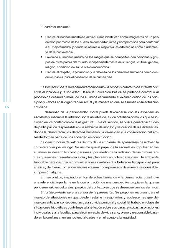 18 Ejes formativos En esta asignatura se brinda un tratamiento didáctico a las discusiones relevantes de estos ejes que de...