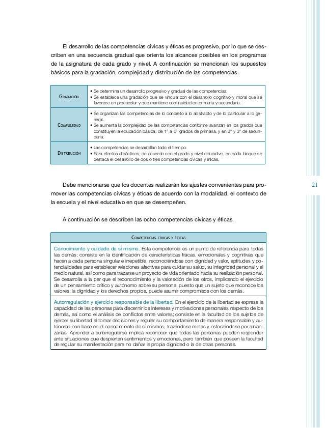 23 Participación social y política. La participación se refiere a las acciones encaminadas a la bús- queda del bien común ...