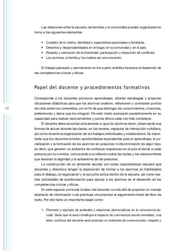 32 de la información, así como la valoración de las pruebas y errores como fuentes de aprendizaje. En este sentido, el doc...