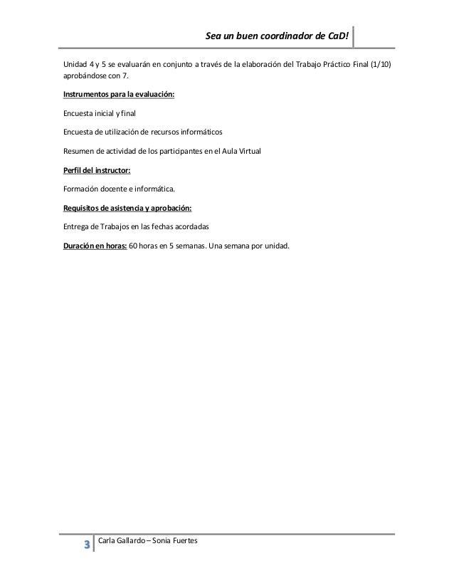 Formación de coordinadores Slide 3