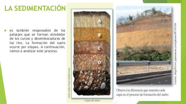 Formaci n del suelo por michael quitiaquez for Proceso de formacion del suelo