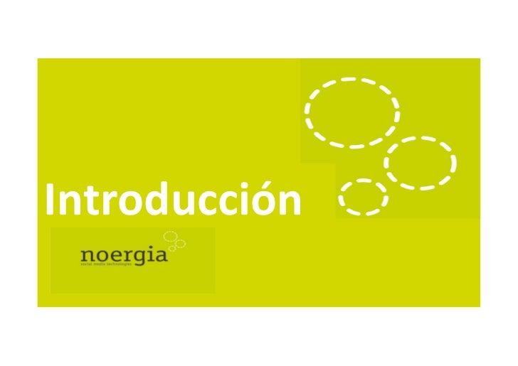 Administración pública: comunicar en internet y las redes sociales Slide 3