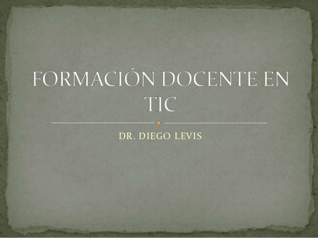 DR. DIEGO LEVIS