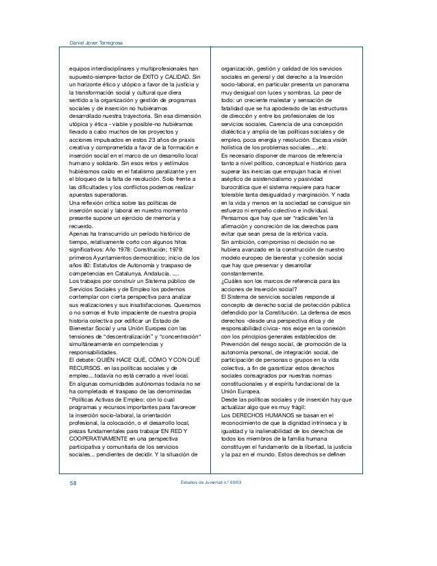 Daniel Jover Torregrosa  equipos interdisciplinares y multiprofesionales han  supuesto-siempre-factor de ÉXITO y CALIDAD. ...