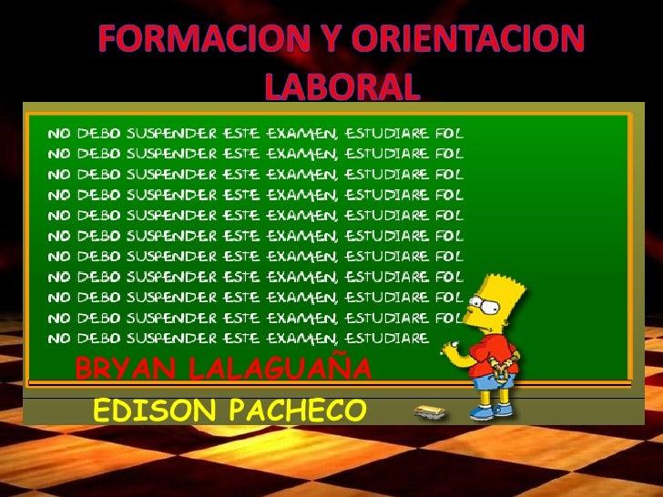 BRYAN LALAGUAÑA EDISON PACHECO
