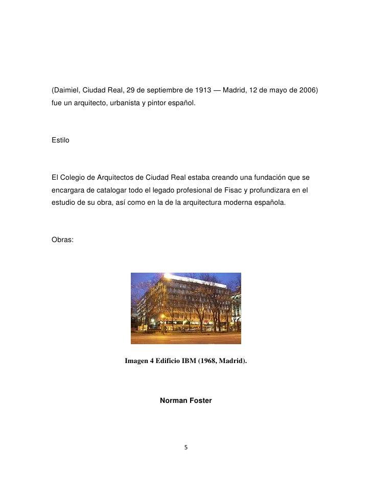 Formal arquitectos mas importantes de europa - Arquitectos ciudad real ...