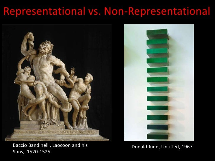 formal analysis of sculpture example
