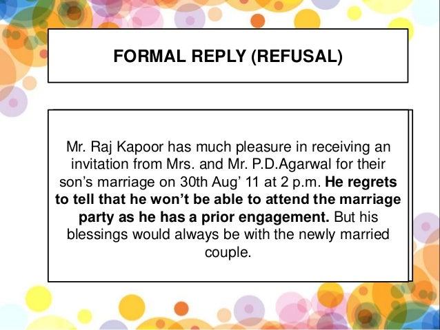 formal and informal invitation kls 11 kurikulum 2013 16 638?cb=1476258053 formal and informal invitation kls 11 kurikulum 2013,Formal Reply To Wedding Invitation