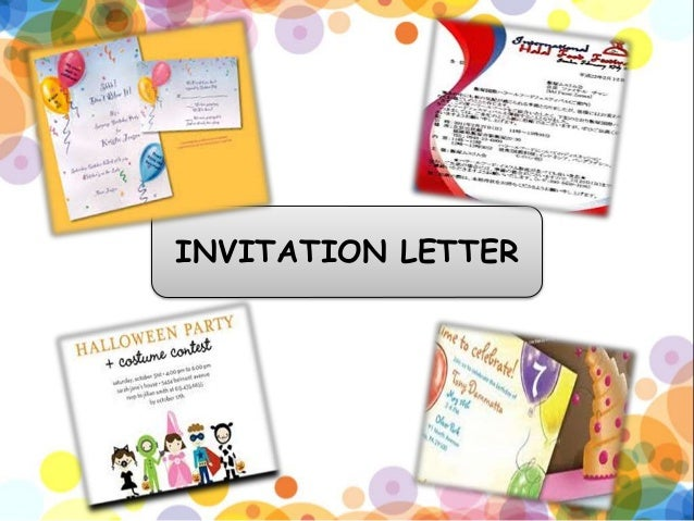 Formal and informal invitation kls 11 kurikulum 2013 2 invitation letter stopboris Image collections