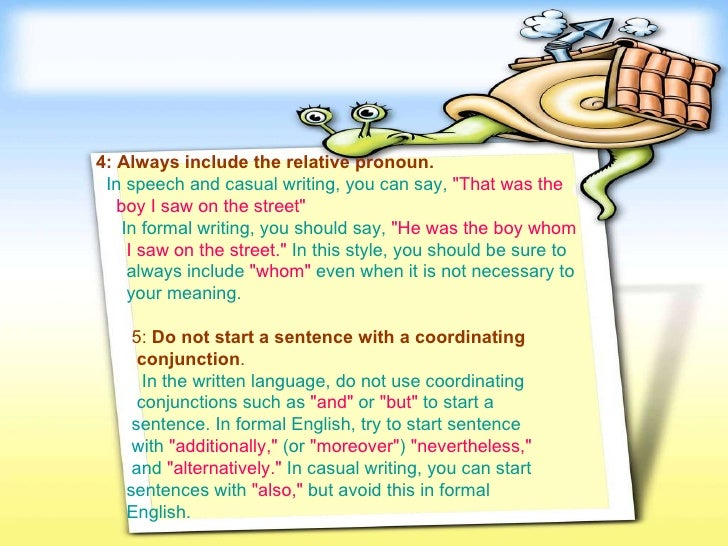 "grammatical person and formal writing informal Identifying formal and informal vocabulary (international english when used in writing, informal english uses ""i don't second person points."