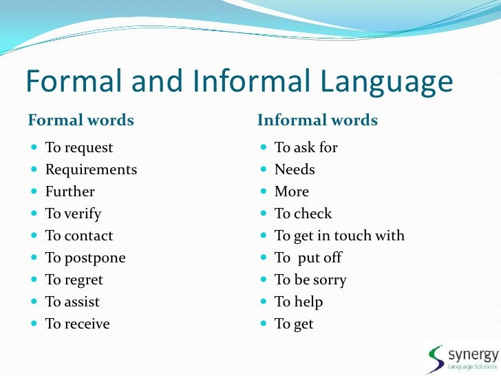 Using Informal Assessments for English Language Learners