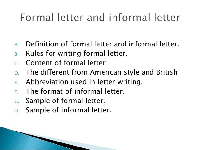 Formal and informal letter formal and informal letter 1 by edi sofyan 2 spiritdancerdesigns Choice Image