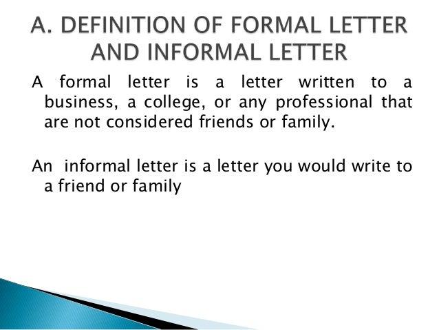 Formal letter definition dolapgnetband formal letter definition stopboris Gallery