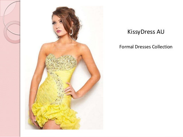 Select Your Formal Dresses At Kissydress Online Shop For Cheap