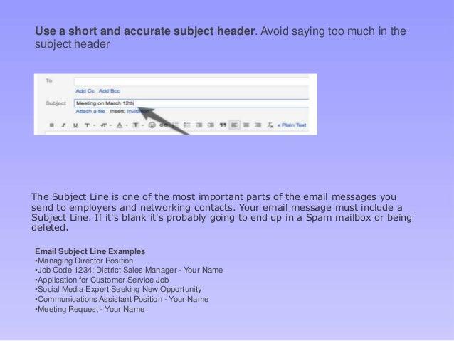Job Application Email Sasolo Annafora Co