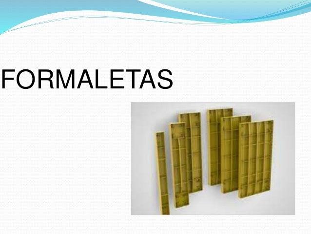 FORMALETAS