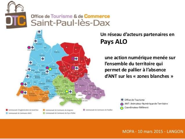 Formaliser partenariat locaux et mutualisation strat gie - Saint paul de fenouillet office de tourisme ...