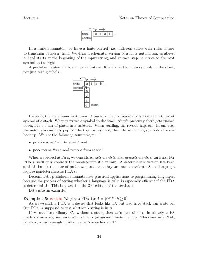 Formal language automata theory pdf