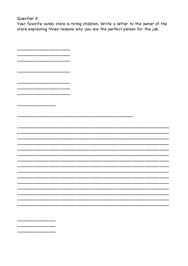 how to write a formal letter format