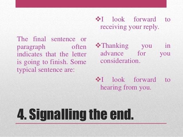 Formal Letter Writing   Formal Letter Template intended for Write Official  Letter Sample