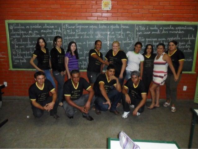 Formandos 2012   3º ano