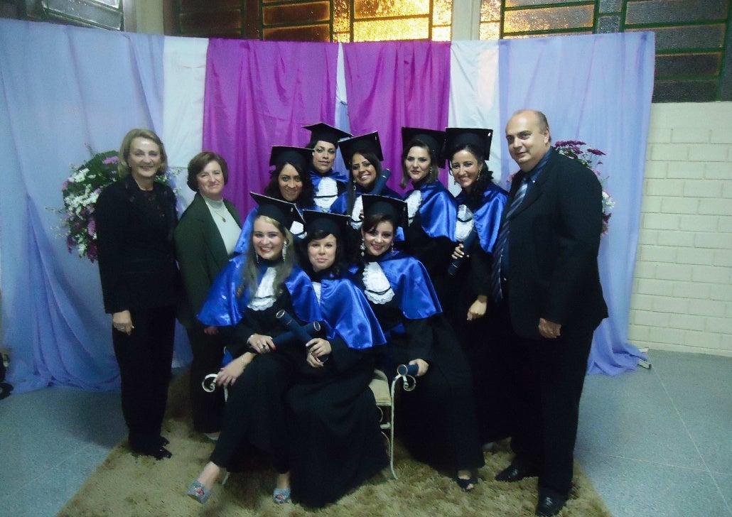 Formandos Pedagogia Universidade Castelo Branco