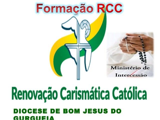 DIOCESE DE BOM JESUS DO