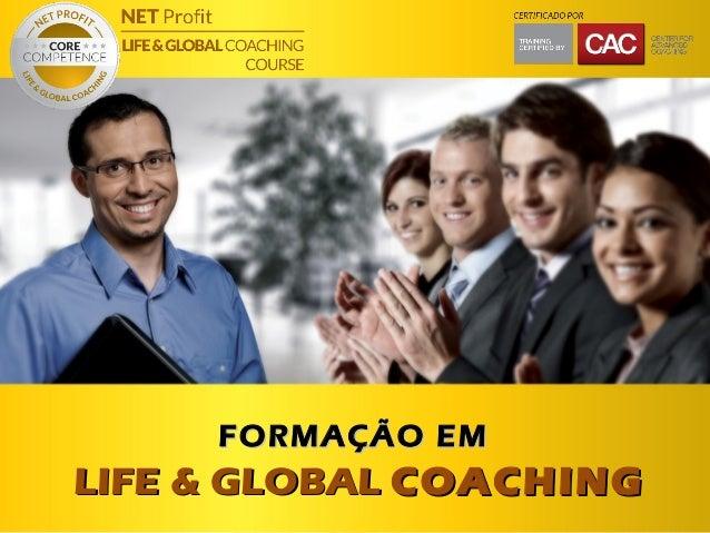 FORMAÇÃO EMLIFE & GLOBAL COACHING