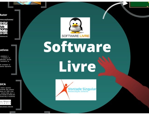 Open Source Project PT on Vontade Singular