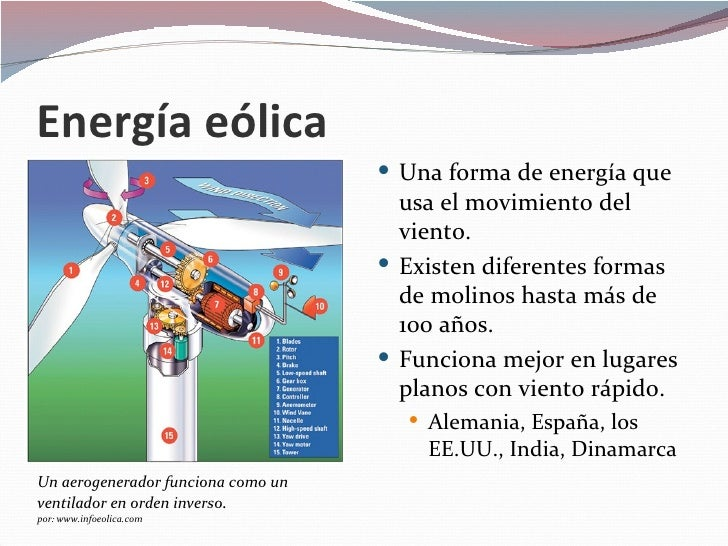 Resultado de imagen de tipos de energia esquema